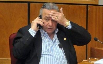 Óscar González Daher salió del hospital y ya se encuentra en su domicilio