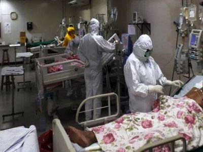 Ineram continúa con alta ocupación en terapia intensiva y sala común