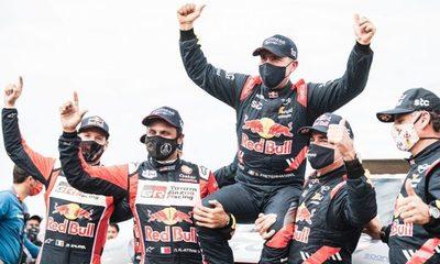 Stéphane Peterhansel conquista su 8º Dakar en la categoría de autos