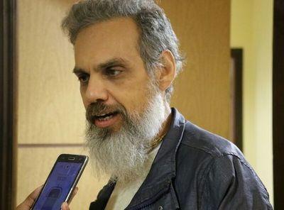 """Leo Rubin sobre veto de Abdo a la ley de expropiación de Marina Cué: """"Le vienen a ladrar unos cuantos y arruga"""""""