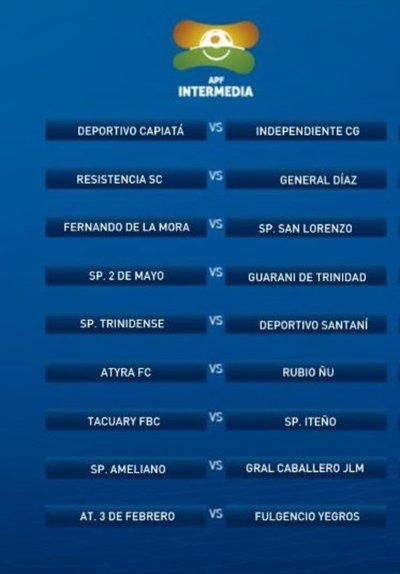 Rayadito: Primer partido será visitante contra Fdo. de la Mora