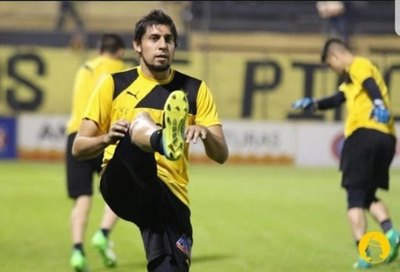 Enrique Meza jugará con Recoleta en la Primera B