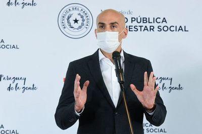 Paraguay está 'en el peor momento de la pandemia', afirma Mazzoleni