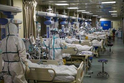 Covid-19: Más de 2 millones de muertos a nivel mundial