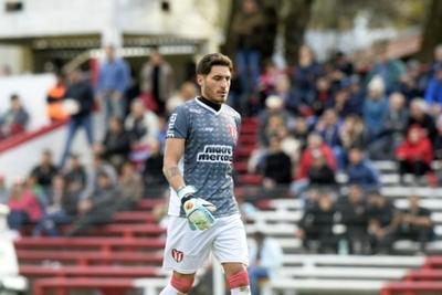 Gastón Olveira defenderá la portería del Olimpia
