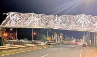 Pasarela cultural: puente será muy útil, afirman