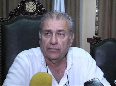 González Daher en UTI por COVID