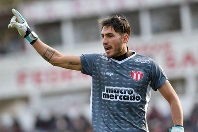 """""""Sé que llego a un grande no solo de Paraguay sino de América"""", Gastón Olveira, nuevo arquero de Olimpia"""