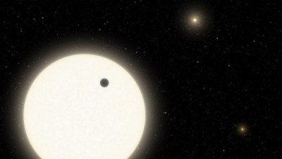 La NASA reveló la existencia de un nuevo planeta