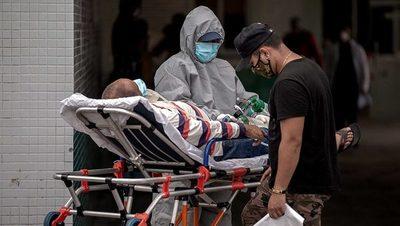 Crisis sanitaria en la ciudad norteña de Manaos, Brasil