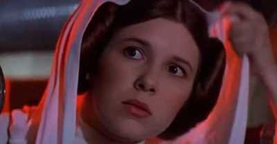 ¿Millie Bobby Brown como la Princesa Leia?