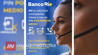 CLIENTES DE BANCO RÍO DENUNCIAN VACIAMIENTO DE CAJAS DE AHORRO Y EXIGEN UNA EXPLICACIÓN