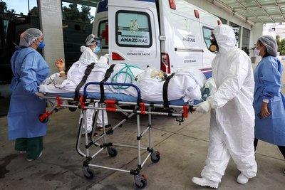 Covid-19 en Brasil: Hospitales de Manaos están colapsando