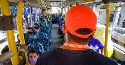 La Nación / Sancionan a 12 empresas de transporte por incumplir frecuencias y medidas sanitarias