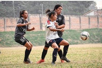 Inicia la profesionalización: el fixture 2021 del fútbol femenino paraguayo