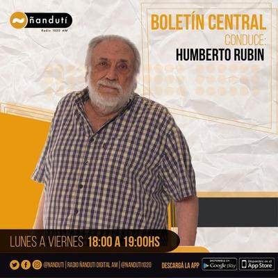 Boletín Gigante con Humberto Rubin