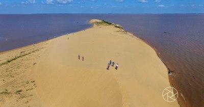 La Nación / Cierran playas de San Cosme y Damián ante emergencia sanitaria en Coronel Bogado