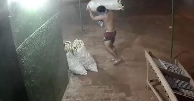 La Nación / Delincuentes no perdonan: ahora roban hasta bolsas de mandioca y maíz en Yaguarón