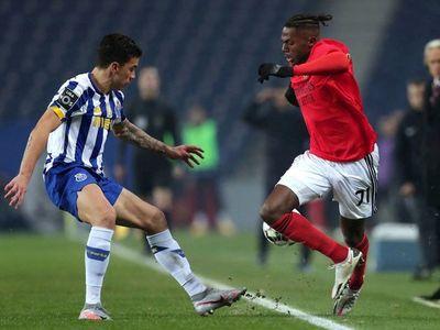 Porto y Benfica empatan en clásico luso