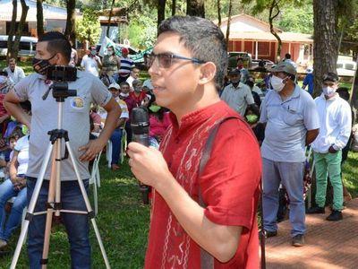 Líder estudiantil de Mayor Otaño afronta tres juicios orales por denunciar corrupción municipal