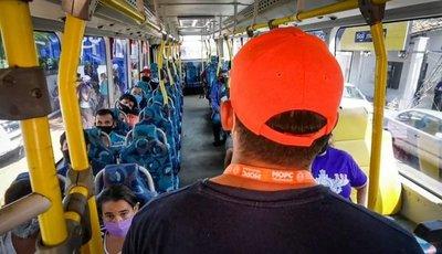 Multan a empresas de transporte por incumplimiento de medidas sanitarias