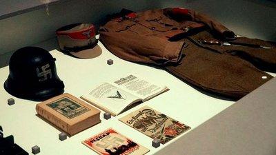 El Centro Simon Wiesenthal repudió una exhibición de objetos nazis en Paraguay