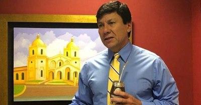 La Nación / Diputado Harms se suma a la larga lista de legisladores que superaron al COVID-19