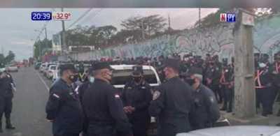 Policía Nacional realiza puntillosos controles por protocolo sanitario