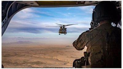 EEUU reduce a 2.500 el número de militares desplegados en Afganistán e Irak