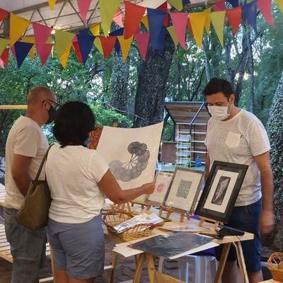 """Bazar Creativo se traslada a """"El Anfi"""" de San Bernardino"""