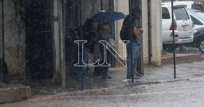 La Nación / Pronostican un sábado caluroso y con precipitaciones