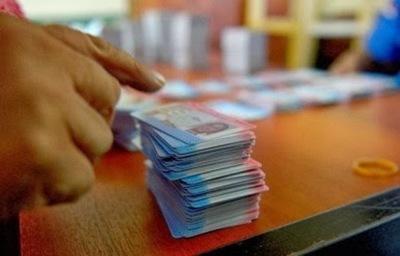 Policía anuncia que implementarán cédulas de identidad con chip