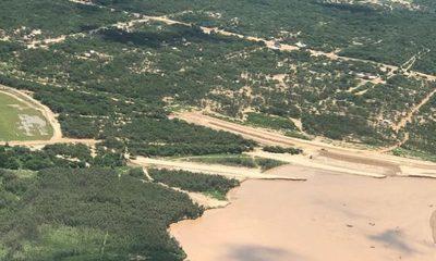 Verifican caudal y canales internos del río Pilcomayo