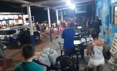 Doble homicidio en un atentado criminal en Ponta Porã