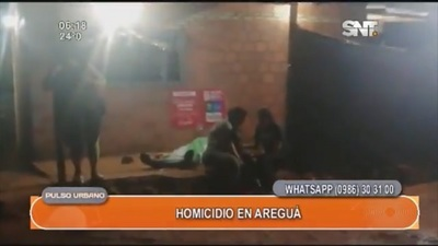 Joven muere asesinado de un escopetazo frente a una despensa