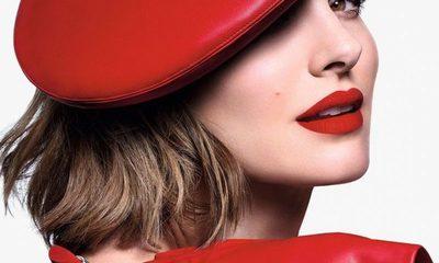 Rouge Dior 2021 junto a la actriz Natalie Portman