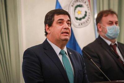 Vicepresidente dice que Villamayor conoce la política y que zafará en interpelación