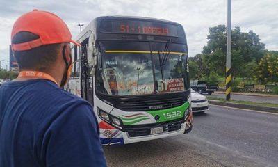 Multan a 12 empresas de transporte por incumplimiento en frecuencias y medidas sanitarias