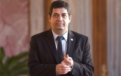Vicepresidente Hugo Velázquez dio positivo al covid y se encuentra en cuarentena
