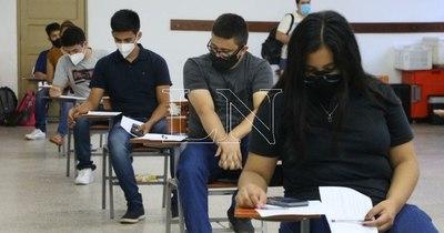 La Nación / Cerca de 4.500 postulantes rendirán examen para becas universitarias de Itaipú