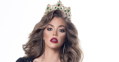 Daisy Lezcano se prepara para Miss Grand Internacional