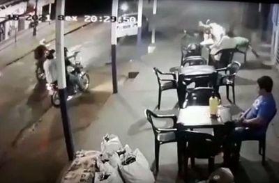 Sicarios asesinan a dos personas en Ponta Porá