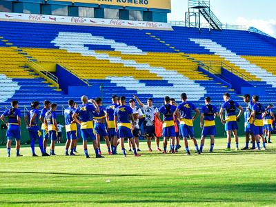Sportivo Luqueño programa su primer partido amistoso