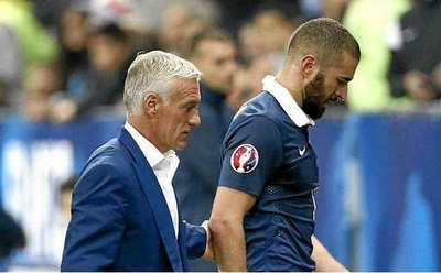 HOY / Deschamps dice no poder perdonar a Benzema