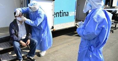 La Nación / Argentina detecta primer caso de cepa británica de coronavirus