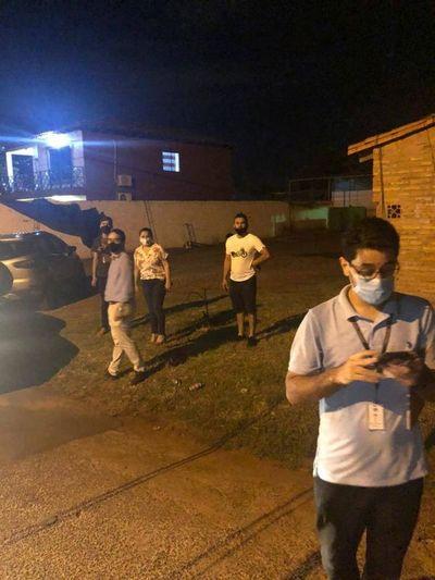Allanaron la casa del abogado Ángel Erico Ramírez e incautaron su celular
