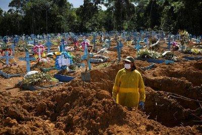 Más de dos millones de personas han muerto por Covid-19 en el mundo