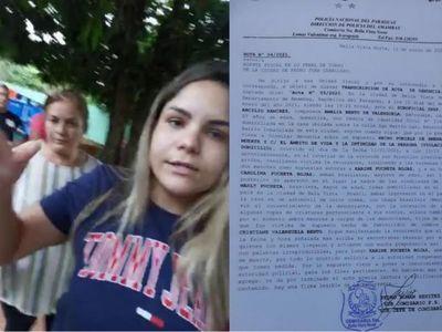 Fiscala se aparta del caso que involucra a las hermanas Rojas Pucheta de Bella Vista Norte