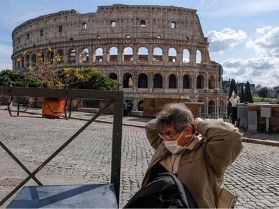 Italia suspende vuelos desde Brasil por temor a nueva variante de Covid