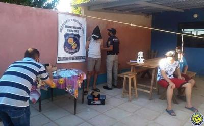 Detienen a un microtraficante en Ypané •